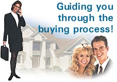 Guiding you through the buying process!